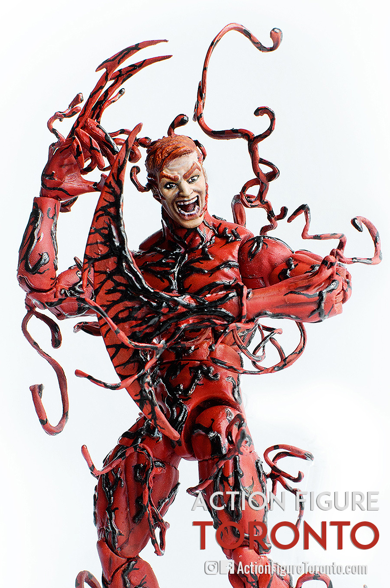 Carnage Custom! - Action Figure Toronto: Action Figure ... Ultimate Carnage Toy